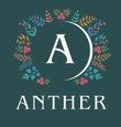 Anther Distillery Logo Logo