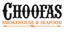Choofas Smokehouse Logo Logo