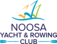 Noosa Yacht & Rowing Club Logo Logo