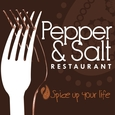 Pepper and Salt Logo Logo