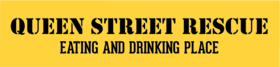 Queen Street Rescue Logo Logo