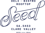 Seed Clare Valley Logo Logo