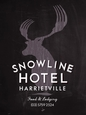 The Harrietville Snowline Hotel Logo Logo