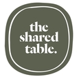 The Shared Table Logo Logo