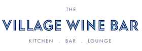 Village Wine Bar Logo Logo