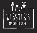 Webster's Market and Cafe Logo Logo